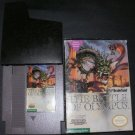 Battle of Olympus - Nintendo NES - With Box And Sleeve