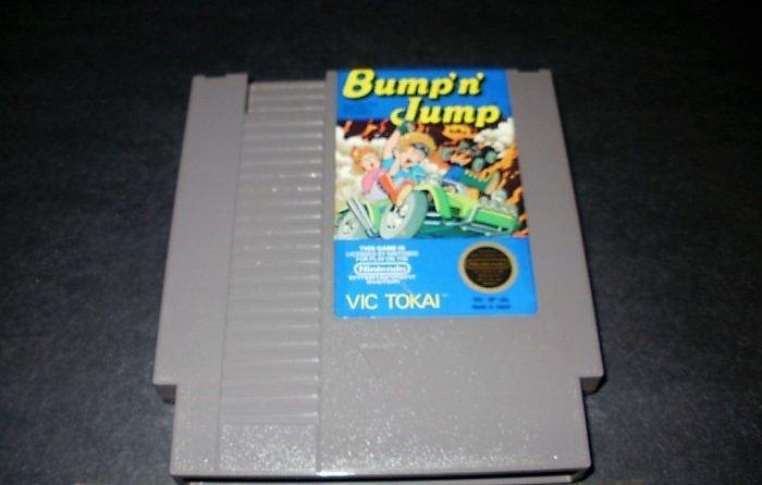Bump' n' Jump - Nintendo NES