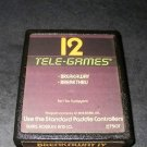 Breakaway IV - Tele-Games Version - Atari 2600