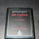 Slot Machine - Atari 2600 - Rare