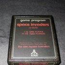 Space Invaders - Atari 2600 - Text Label