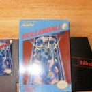 Rollerball - Nintendo NES - With Box And Cartridge Sleeve