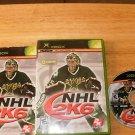 NHL 2K6 - Microsoft Xbox - Complete CIB