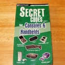 Secret Codes for Consoles & Handhelds 2007