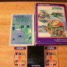 Utopia - Mattel Intellivision - Complete CIB