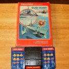 Sub Hunt - With Box And Overlays - Mattel Intellivision