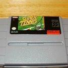 Super Tennis - SNES Super Nintendo