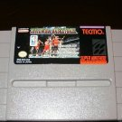 Tecmo Super NBA Basketball - SNES Super Nintendo