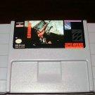 Cliffhanger - SNES Super Nintendo