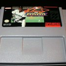 Ken Griffey Jr. Presents Major League Baseball - SNES Super Nintendo