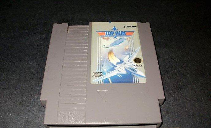 Top Gun - Nintendo NES