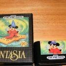 Fantasia - Sega Genesis - With Box