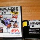 College Football USA 96 - Sega Genesis - With Box