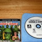 Army Men Sarge's Heroes Collectors Edition - PS1 - Complete CIB