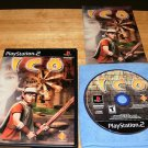Ico - Sony PS2 - Complete CIB - Black Label Original Release