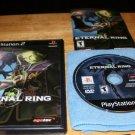 Eternal Ring - Sony Playstation 2 - Complete CIB