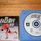 NHL Faceoff 99 - PlayStation PS1 -  Complete CIB