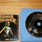 Tomb Raider - PlayStation PS1 - Complete CIB