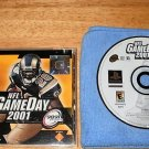 NFL Gameday 2001 - PlayStation PS1 -  Complete CIB