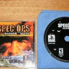 Spec Ops Ranger Elite - PlayStation PS1 -  Complete CIB