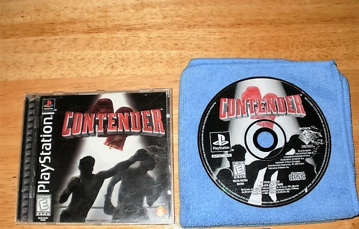 Contender - PlayStation PS1 -  Complete CIB