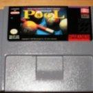 Championship Pool - SNES Super Nintendo
