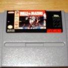 Bulls VS Blazers - SNES Super Nintendo