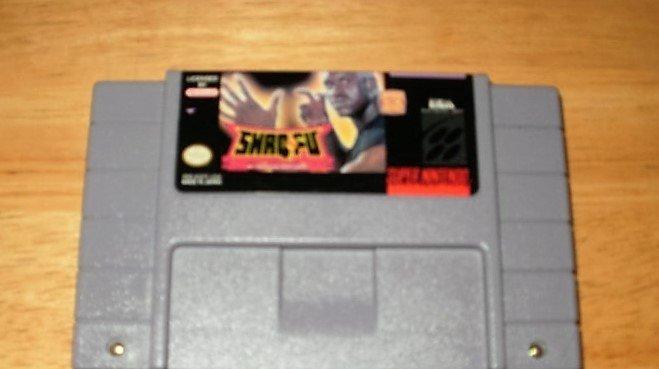 Shaq Fu - SNES Super Nintendo
