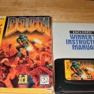 Doom - Sega 32X - Cartridge & Box