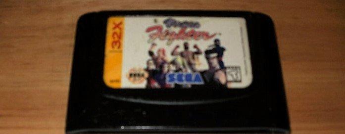 Virtua Fighter - Sega 32X
