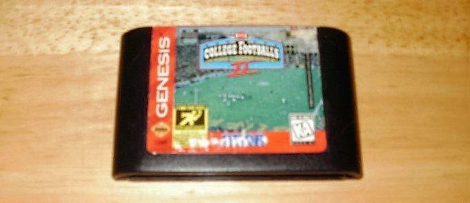 College Football's National Championship II - Sega Genesis