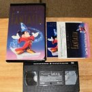 Disney's Fantasia - VHS Movie -  Complete CIB
