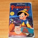 Disney's Pinocchio - VHS Movie - Brand New Still Sealed