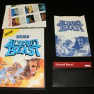 Altered Beast - Sega Master System - Complete CIB