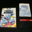 Aerial Assault - Sega Master System - Complete CIB - Rare