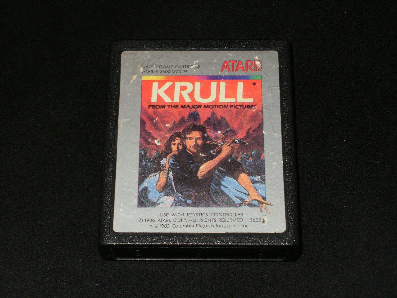Krull - Atari 2600