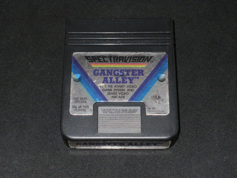 Gangster Alley - Atari 2600