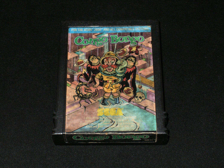 Congo Bongo - Atari 2600
