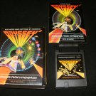 Invaders from Hyperspace - Magnavox Odyssey 2 - Complete CIB