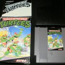 Teenage Mutant Ninja Turtles - Nintendo NES - Complete CIB