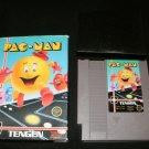 Pac-Man - Nintendo NES - With Box - Tengen Licensed Version