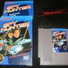Spy Hunter - Nintendo NES - Complete CIB - 3 Screw Round Seal 1987 Version