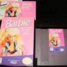 Barbie - Nintendo NES - Complete CIB
