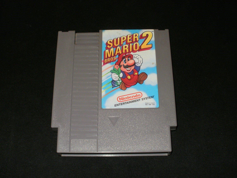 Super Mario Bros 2 - Nintendo NES