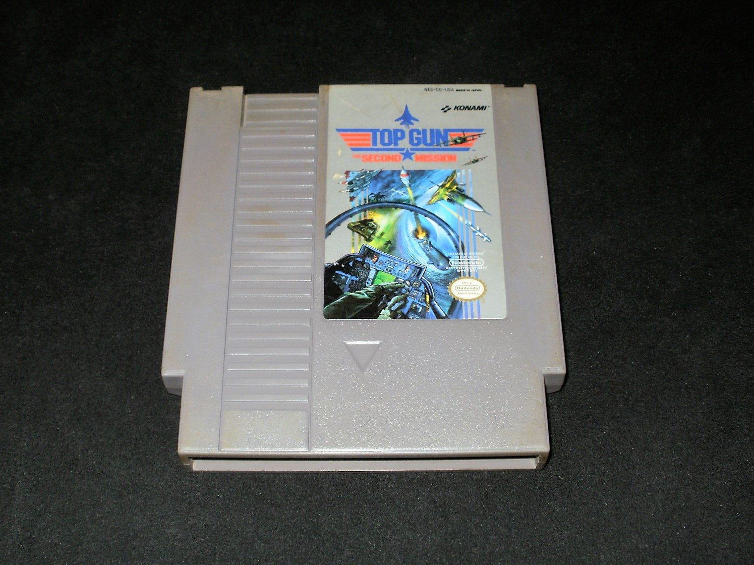 Top Gun The Second Mission - Nintendo NES