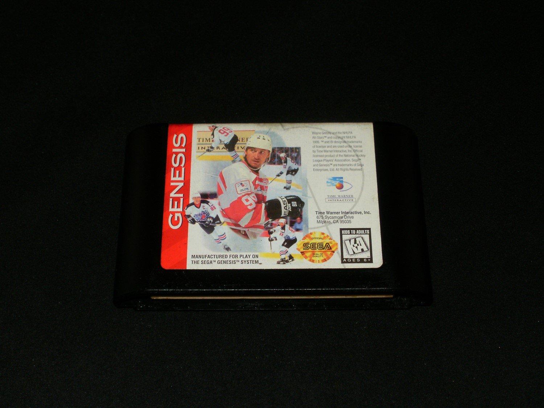 Wayne Gretzky and the NHLPA All-Stars - Sega Genesis