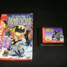 Adventures of Batman & Robin - Sega Genesis - With Box