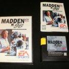 Madden NFL 96 - Sega Genesis - Complete CIB