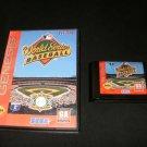 World Series Baseball - Sega Genesis - With Box