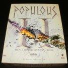 Populous II - 1991 Blizzard - IBM PC - Complete CIB